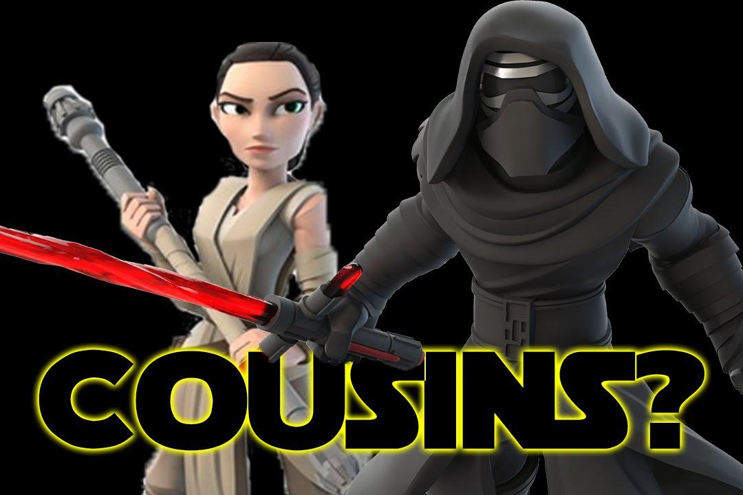 Kylo Ren And Rey Cousins Disney Infinity 30 Spoiler -5418
