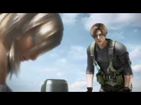 Resident Evil The Darkside Chronicles Cutscenes Infiltration