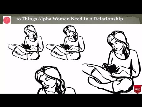 alpha male dating alpha female