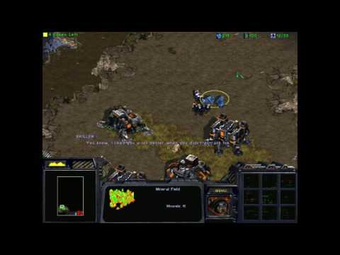 StarCraft 1: Life of a Marine 03 - Invasion