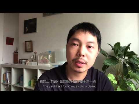 HUGO BOSS ASIA ART 2015 Shortlisted Artist Yang Xin Guang Self Introduction