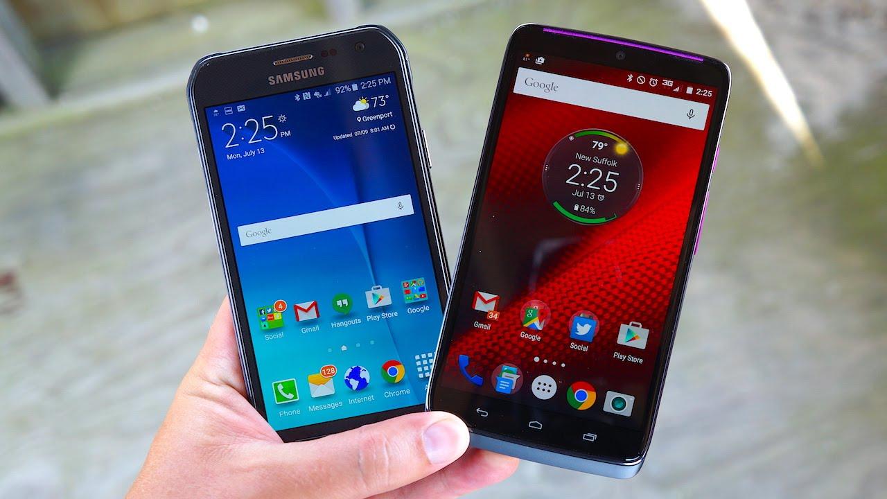 san francisco 06457 bfeb9 Galaxy S6 Active vs Droid TURBO | Pocketnow