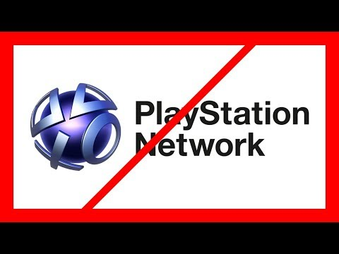 PSN DOWN Today PS4 Message Glitch Hack