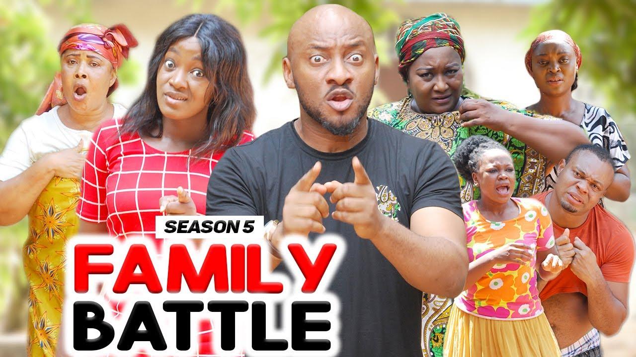 FAMILY BATTLE (SEASON 5) - 2020 LATEST NIGERIAN NOLLYWOOD MOVIES