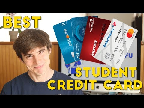 Which Is The Best Student Credit Card