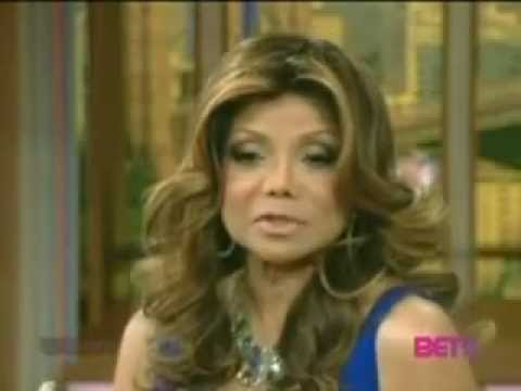 La Toya Jackson On Wendy Williams - Part 1