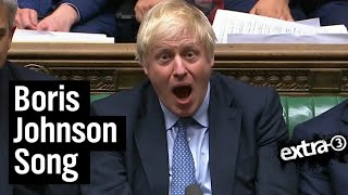 Song für Boris Johnson: Brexit-Cowboy