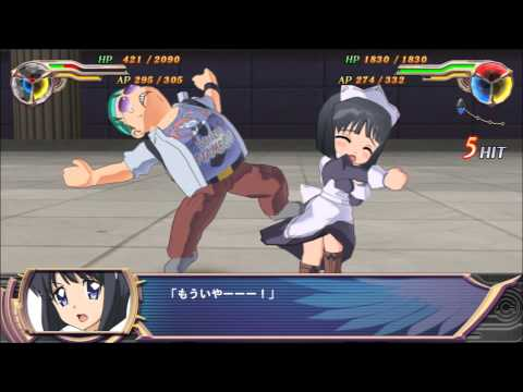 Super Heroine Chronicle: Siesta All Attacks