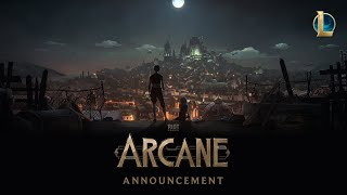 Download Arcane: Animated Series Announcement | Riot Pls: 10th Anniversary Edition - League of Legends Mp3 and Videos