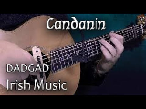 candann - irish guitar - dadgad fingerstyle