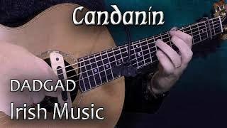 candann - irish guitar - dadgad fingerstyle