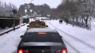 Bangor North Wales 17/12/2010