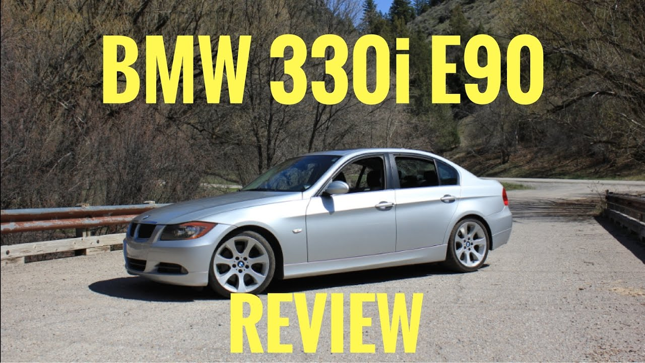 bmw 330i e90 review youtube. Black Bedroom Furniture Sets. Home Design Ideas