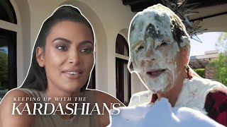 "Kardashian vs. Jenner: ""KUWTK"" Most Competitive Moments 