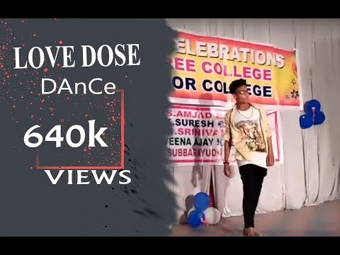 Love dose song dance to Honey fayaz