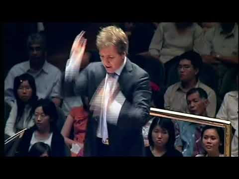 Malaysian Philharmonic Orchestra plays Rite of Spring conducted by Thierry Fischer
