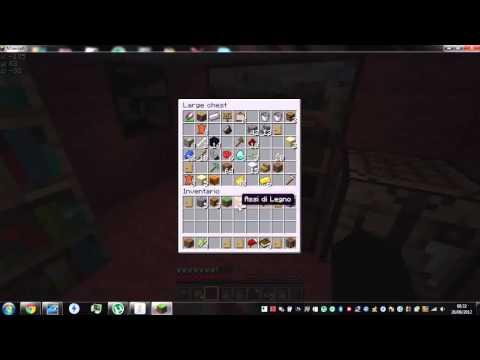 Come Fare Un Letto Su Minecraft : Come creare un cancelletto e delle staccionate in minecraft