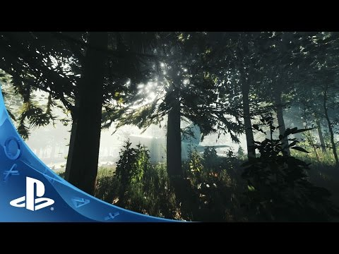 The Forest - Announcement Trailer   PS4