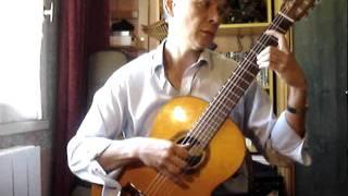Hẹn Hò (Rendez Vous) - Phạm Duy - Guitarre solo