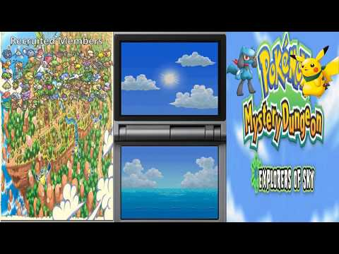 PMD: Explorers of Sky Part 57: Crossing the Sea of Time
