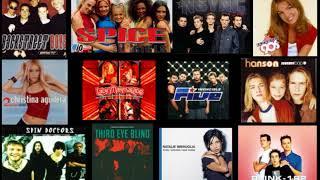 Mix Pop Ingles 90 Video