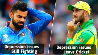 5 Famous Cricketers Face Depression Issues ¦¦ Cricketers Mental Health || By The Way