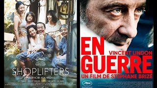 Quickie: Shoplifters, At War #Cannes2018