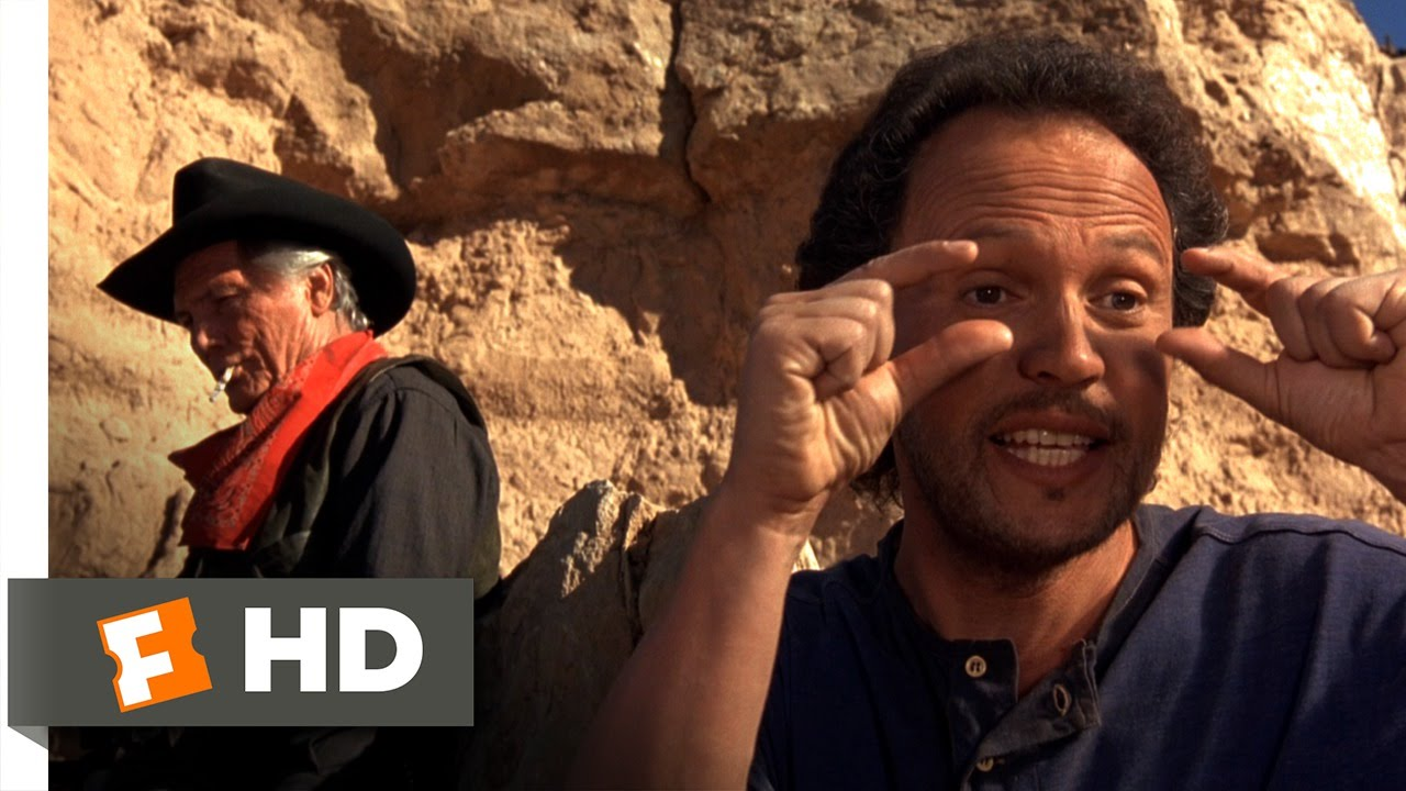 City Slickers 9 11 Movie Clip Curly Passes On 1991 Hd Youtube
