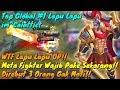 WTF   Lapu Lapu OP   Meta Fighter Hero Wajib Pake   Direbut 3 Orang Gak Mati   by im Calattic