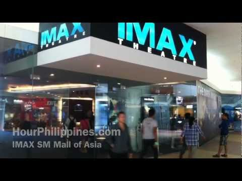 IMAX SM Cinema eTickets SM Mall of Asia Philippines Etickets by HourPhilippines.com