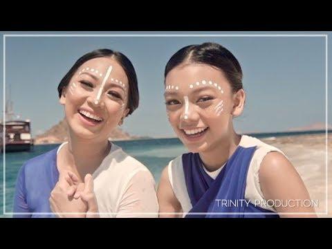 Naura & Nola - Karena Kamu Artinya Cinta (Sentuhan Ibu)  |  Clip
