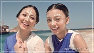 Gambar cover Naura & Nola - Karena Kamu Artinya Cinta (Sentuhan Ibu)  | Official Video Clip
