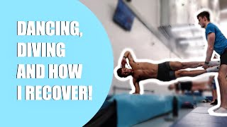 Dancing, Diving and How I Recover! I Tom Daley