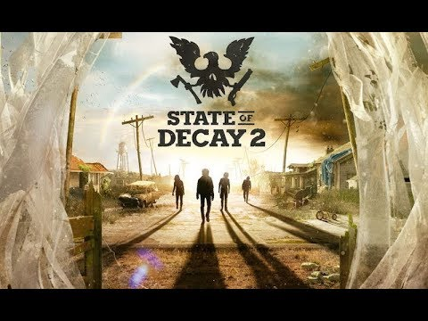 state of decay 2 grinding for supplies and materials new game!!!