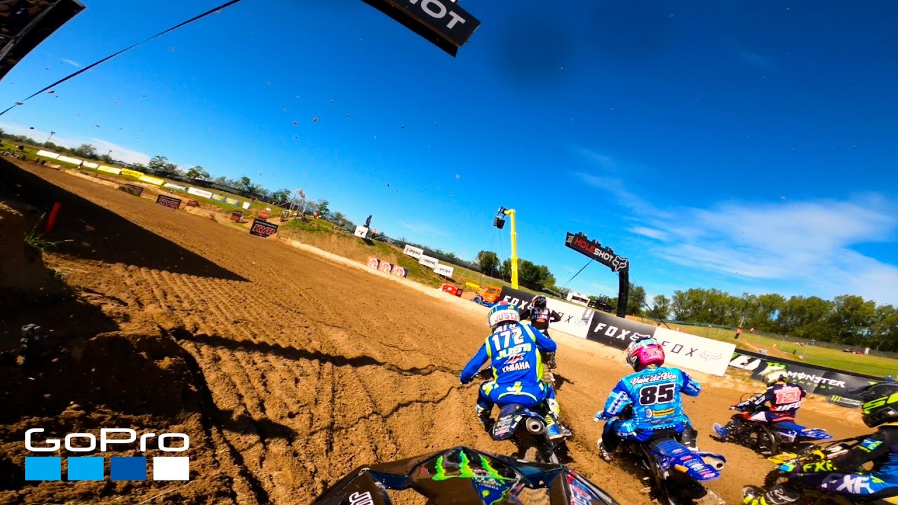GoPro: Courtney Duncan RD 4 2020 FIM WMX of Lombardia Moto 1
