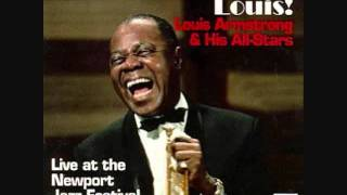Louis Armstrong and the All Stars 1960 Now You Has Jazz (Live)