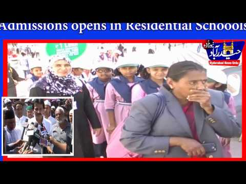 Free Residential Schools in Hyderabad/Admissions are opens