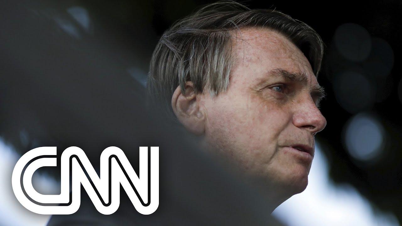Download Bolsonaro diz a apoiadores que vetará parte do fundão | LIVE CNN