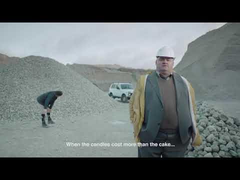 Немецкая реклама: LADA Niva Johann's Challenge
