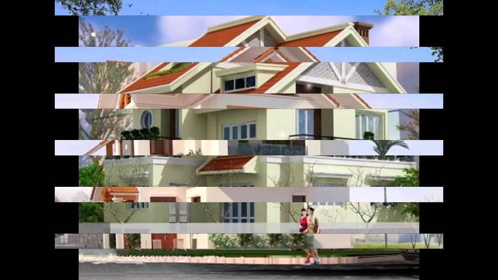 Modern Villa Design Concept YouTube