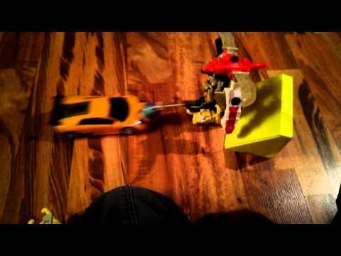 Car Vs Robot By Cuate Diaz