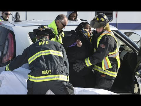 For Muskegon firefighters, no day is a slow day
