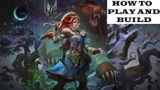 How to Play and Build Smite: ARTIO!! YOU WILL LOVE HER