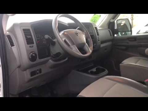 2015 Nissan Nv1500 Cargo Van Cpo Youtube