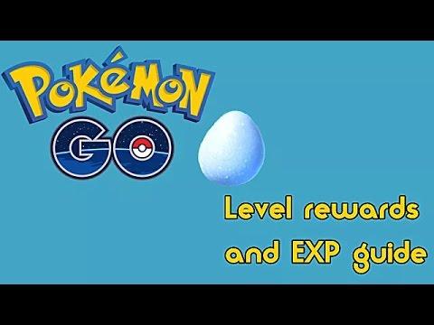 pokemon go level rewards - youtube