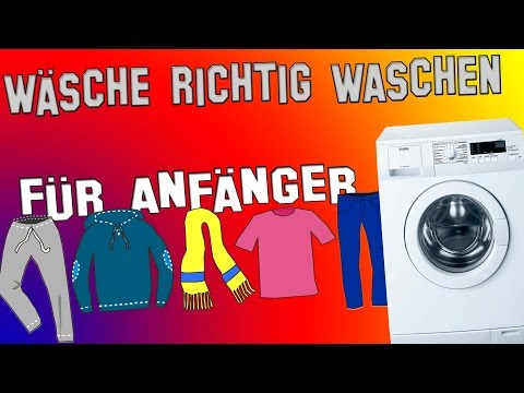 GamingtutorialsDe Heute: Wäsche