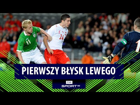 Irlandia - Polska 2:3 z2008 roku (bramki zmeczu)
