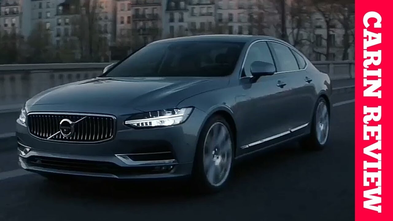 new volvo s90 2019 highlights - carin review