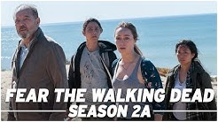 Fear the Walking Dead: Season 2A Full Recap - The Skybound Rundown