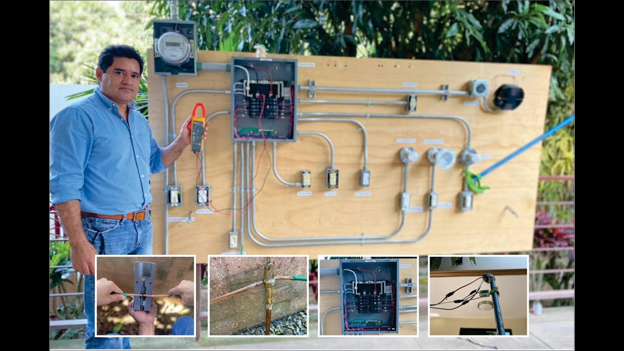 Download INSTALACION ELECTRICA RESIDENCIAL 1/3